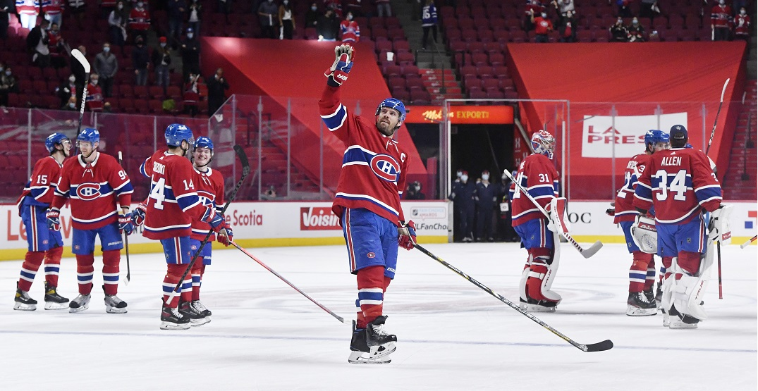 Canada approves NHL playoff teams' cross-border quarantine exemption