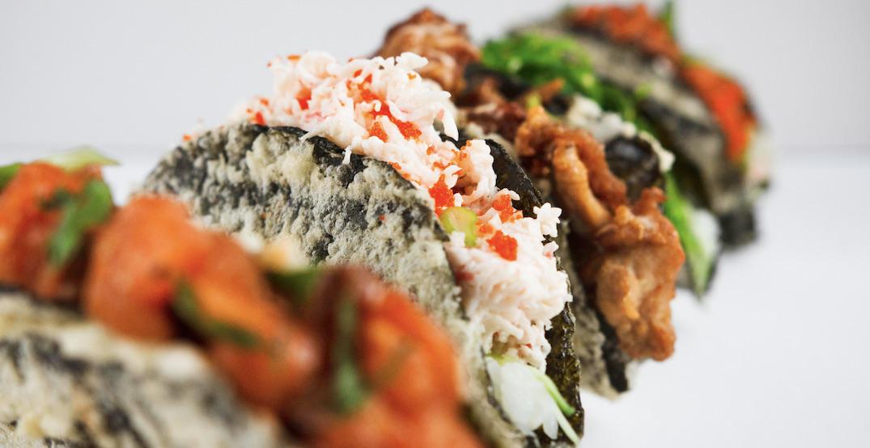 Taco Nori: Sushi taco maker launching this week in Vancouver