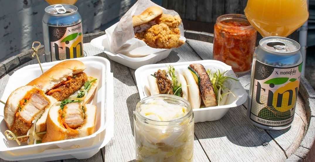 Momofuku to open two new pop-up locations in Toronto