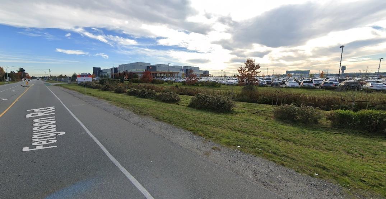 Canada Post Pacific Processing Centre
