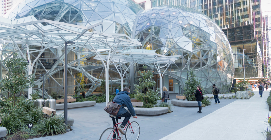 Seattle ranked one of the most picturesque cycling cities in the world
