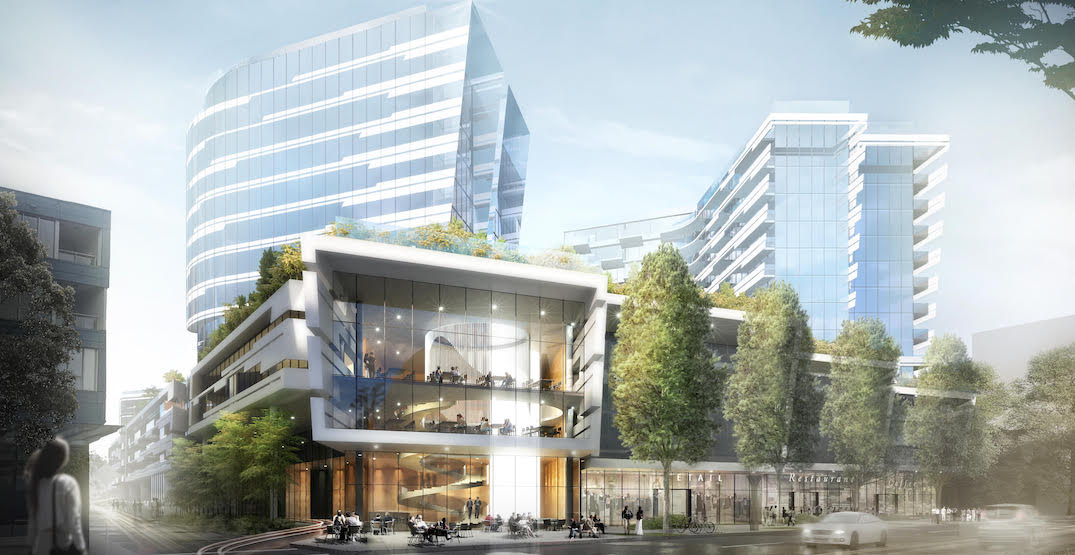 369 homes and 200-room hotel proposed next to Richmond Olympic Oval