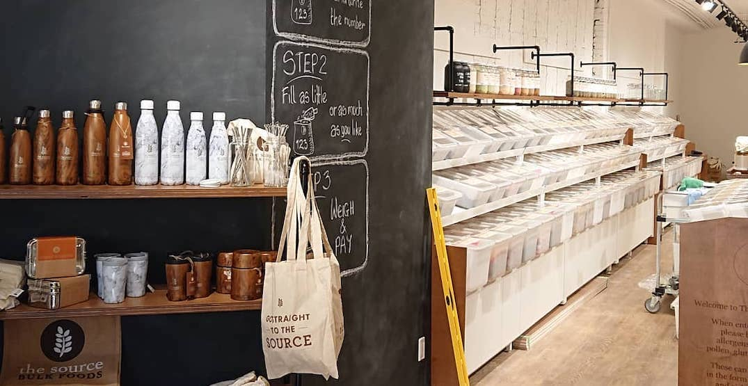 Australian zero-waste grocery chain opens first Canadian store in Toronto