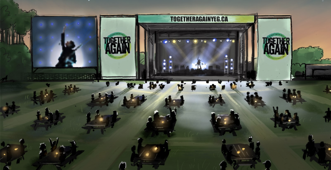 Edmonton is getting a new live music venue this summer
