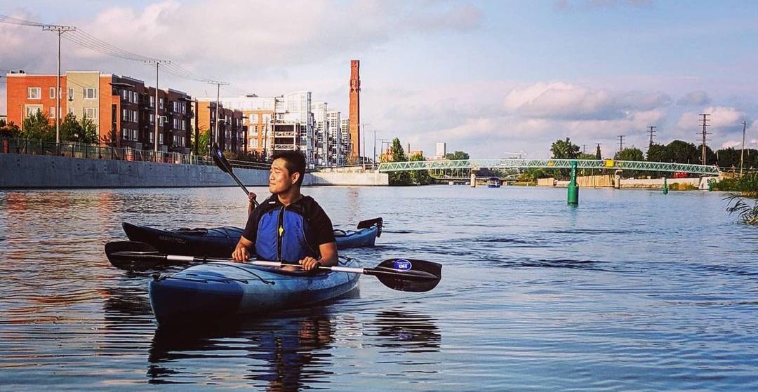 The best kayak rental spots around Montreal
