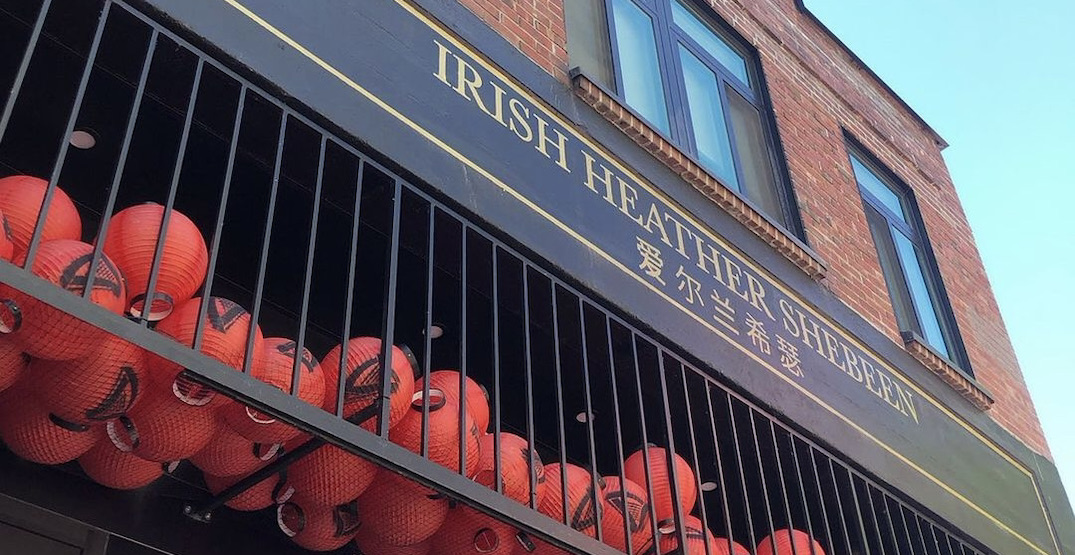 The Irish Heather: Local favourite to reopen in Chinatown soon