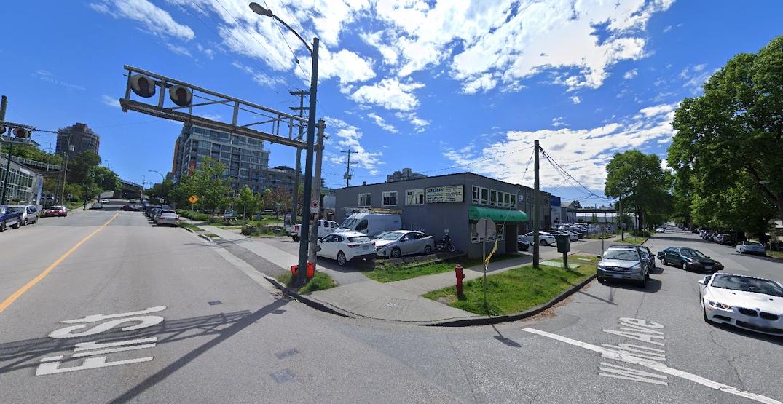 Burrard Slopes Park Vancouver