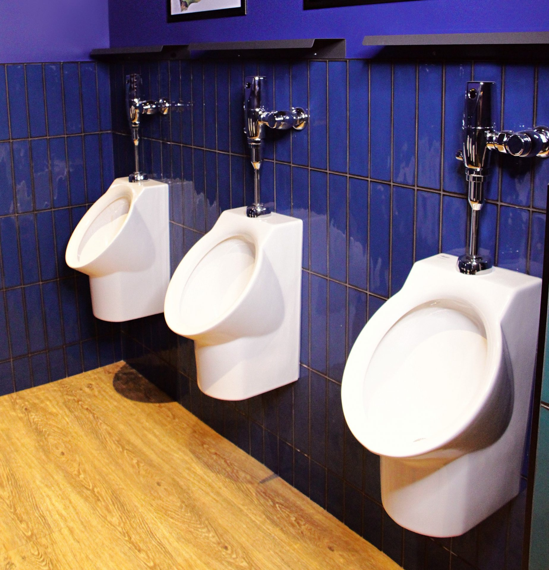 Calgary restroom