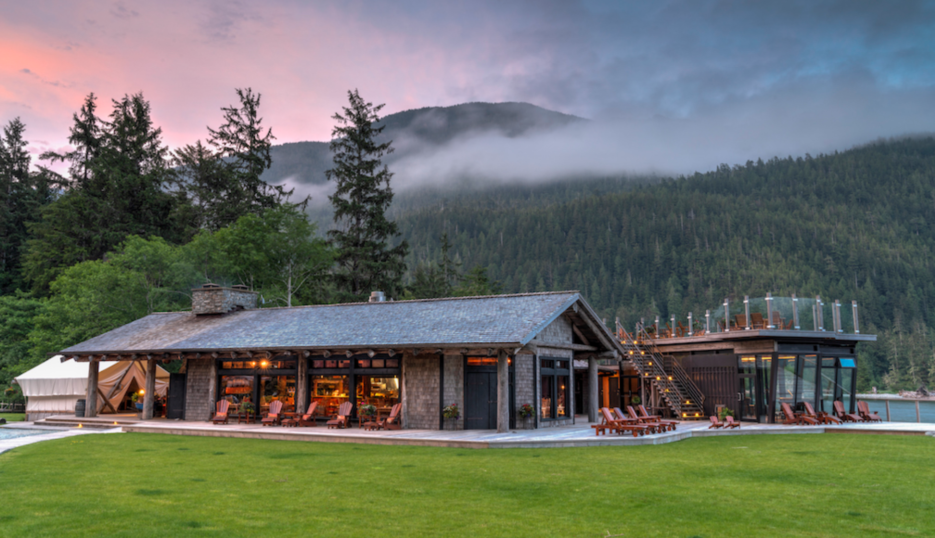 Remote BC wilderness luxury lodge reopening after $2M makeover