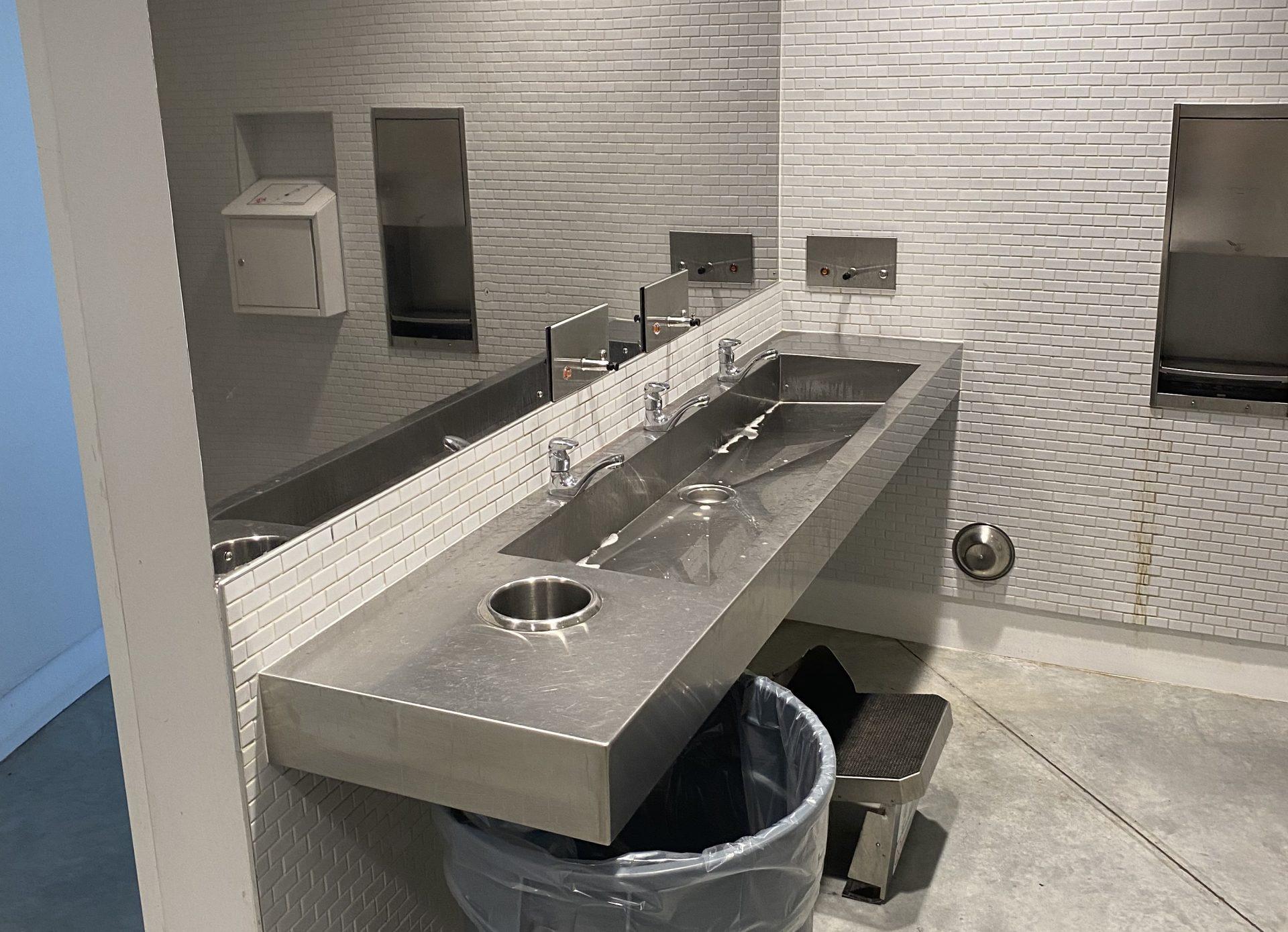 Edmonton restroom
