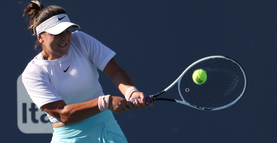 Bianca Andreescu announces split with long-time coach