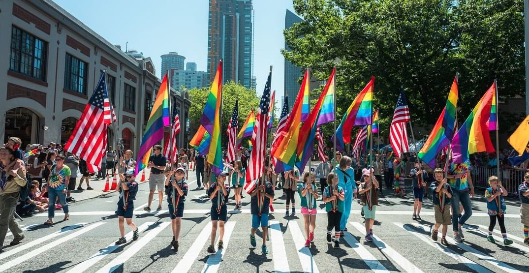 Pride guide: here are all of the Pride parades happening in Seattle this year
