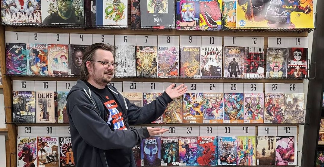 7 of the most action-packed comic book stores in Seattle