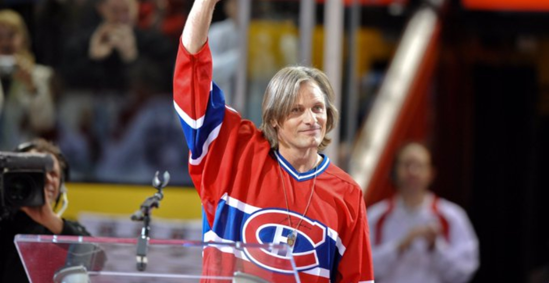 These celebrities are Montreal Canadiens fans