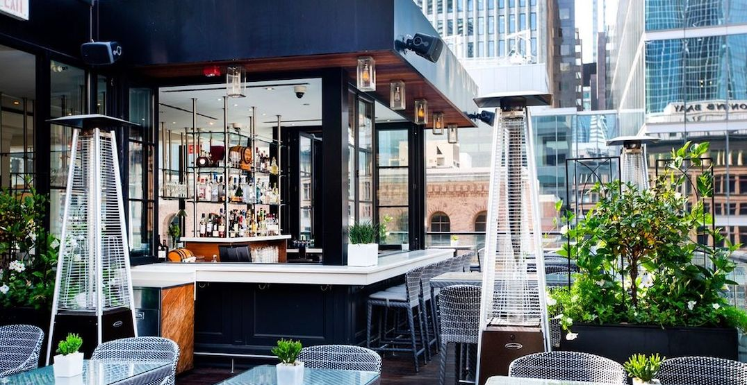 Here are the top rooftop patios to visit in Toronto this summer