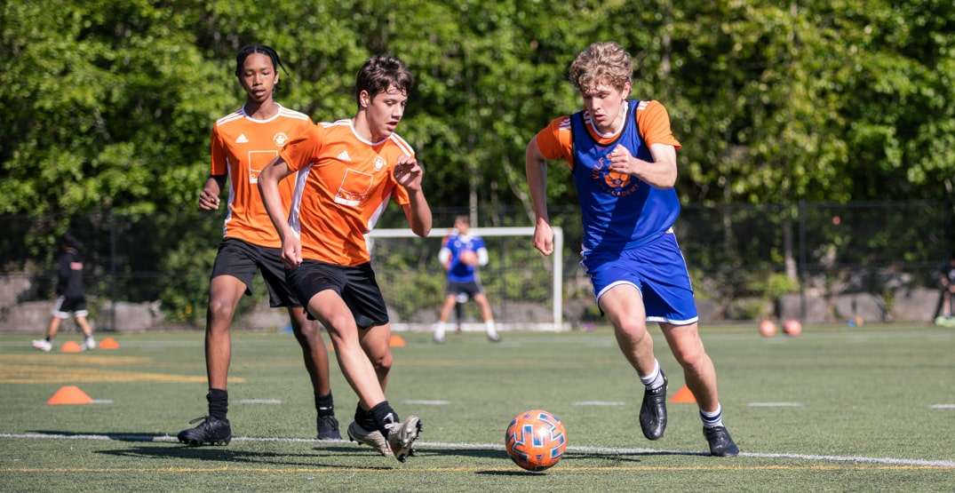 This Vancouver soccer academy has over 500 players training in three countries