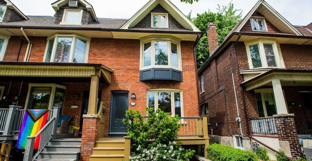 This Toronto house sold in six days for $451,000 over asking (PHOTOS)
