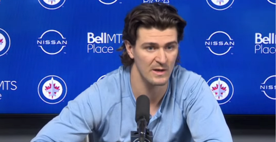 Scheifele is still feeling salty about his suspension in Canadiens-Jets series