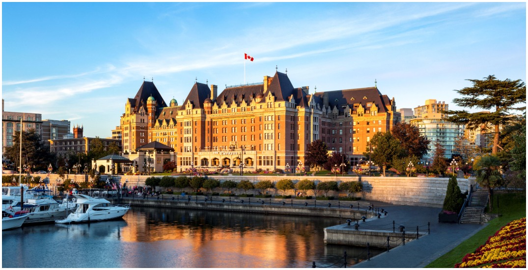 Fairmont is deeply discounting stays at many BC hotel properties