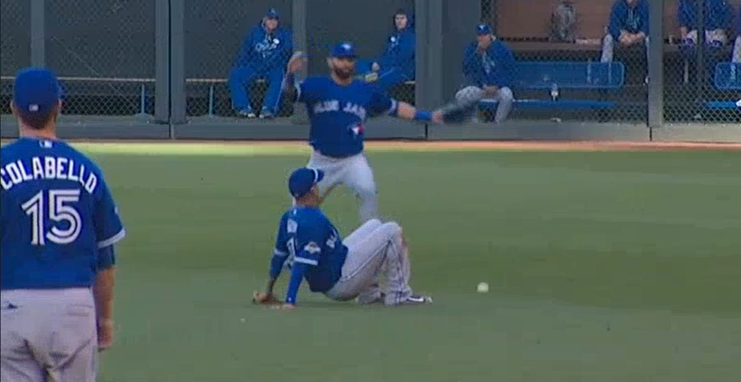 Former Blue Jays clear up crucial misplay from 2015 playoffs