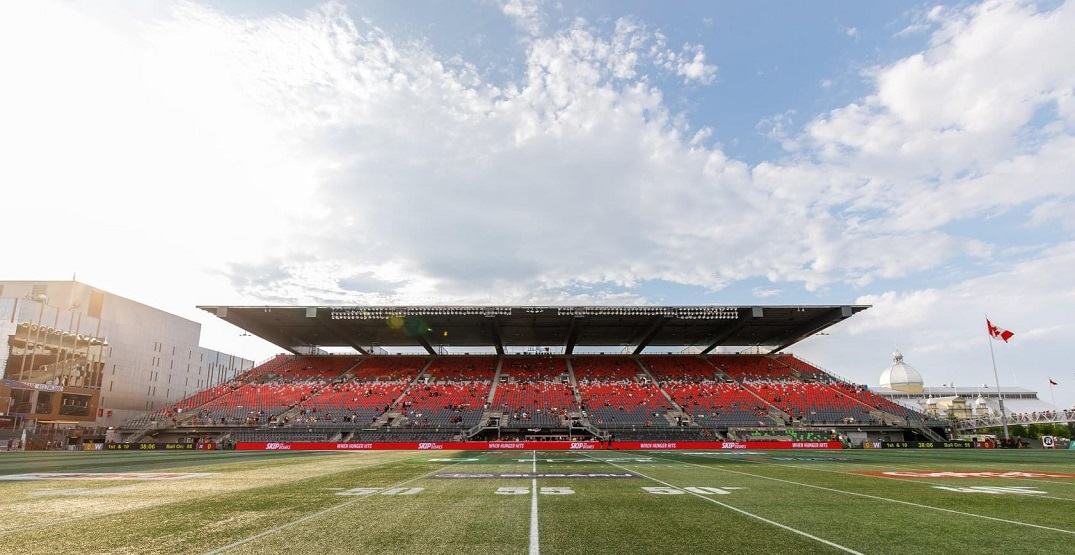 CFL player Chris Larsen suspended over alleged role in anti-gay attack