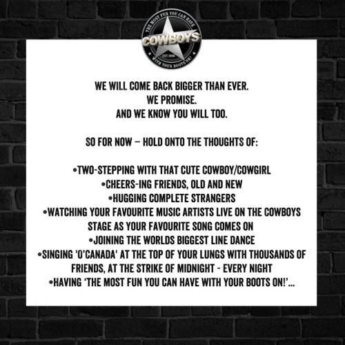 Cowboys Music Festival