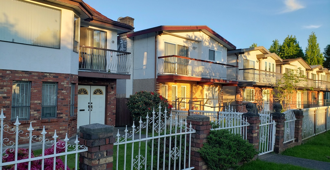 vancouver special homes