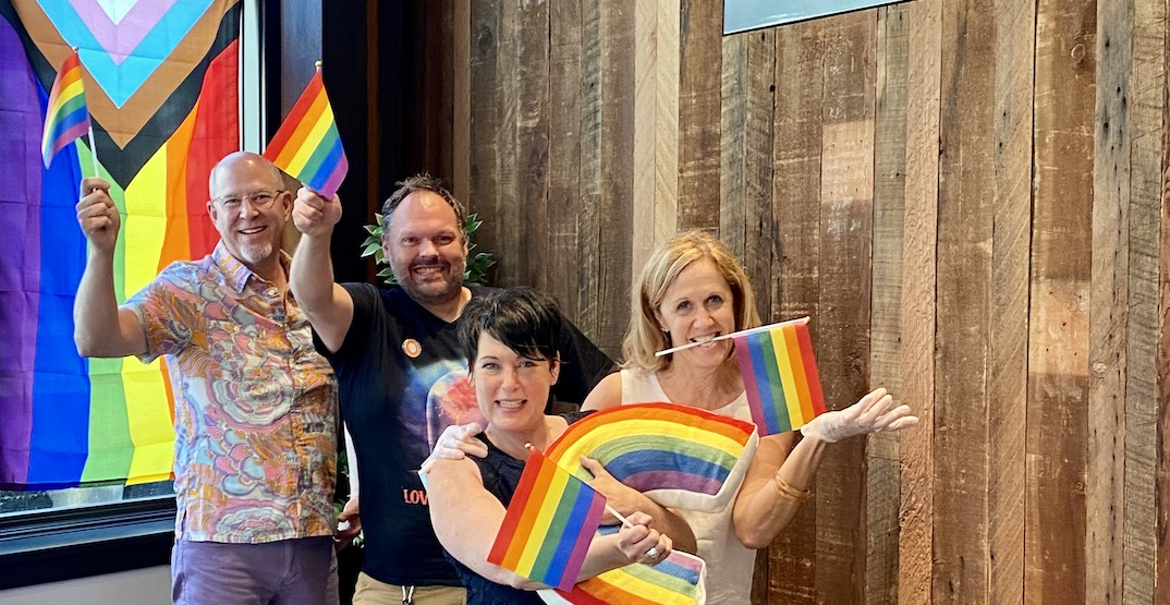 Pride guide: a Washington winery is hosting a rainbow-themed event this month