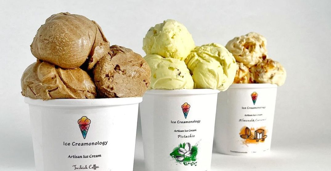 Popular handcrafted ice cream spot to reopen at a new Toronto location