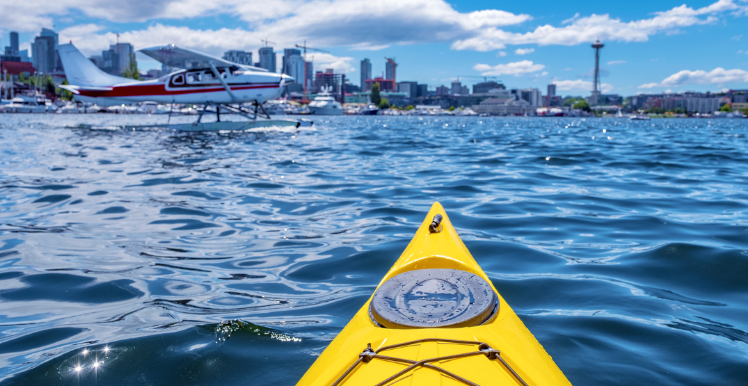 7 lakes in and around Seattle perfect for a sunny day swim