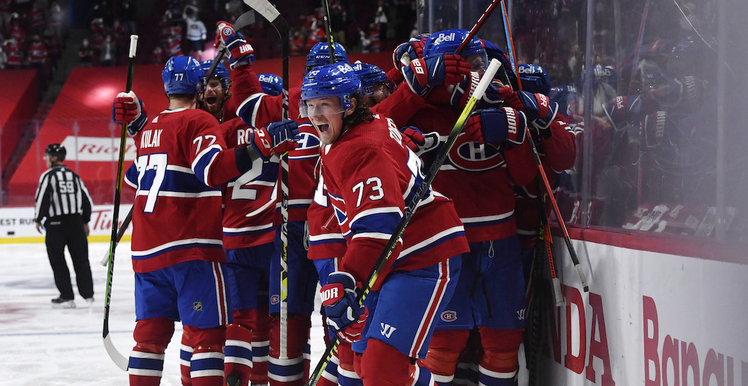 Canadiens begin playoff series with Golden Knights on Monday (SCHEDULE)