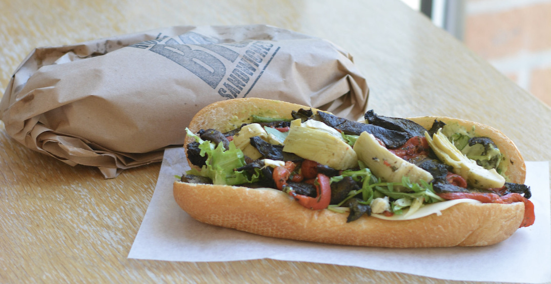 Roberto's Big Sandwiches: New food destination launches in Vancouver