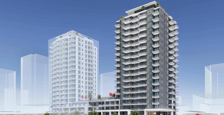 211 rental homes proposed near SkyTrain Oakridge-41st Avenue Station
