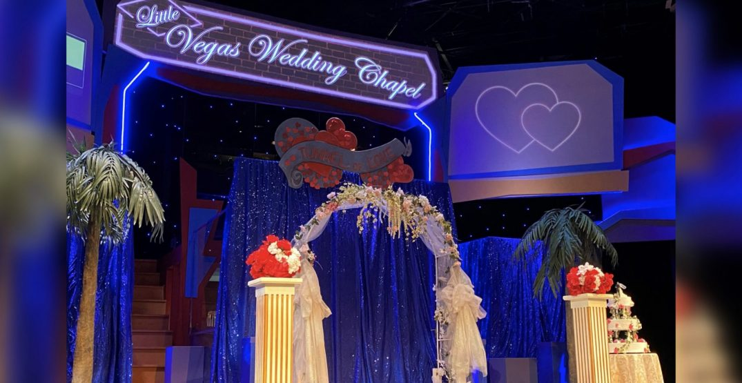 Here's where you can have a Las Vegas-style wedding in Edmonton