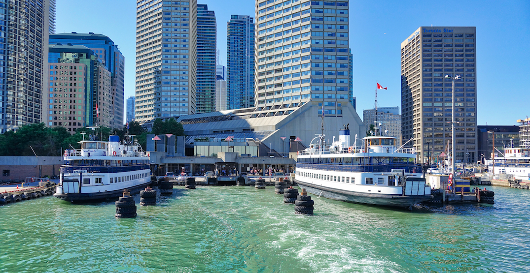 Toronto may have a new Island ferry on the water in the next few years