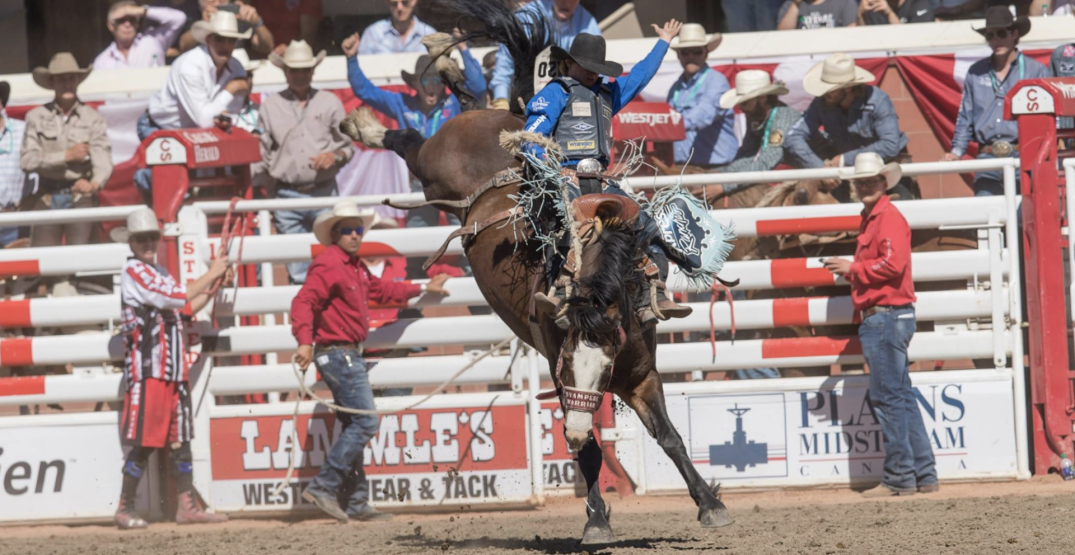 Canada grants travel exemption to international rodeo competitors for Calgary Stampede