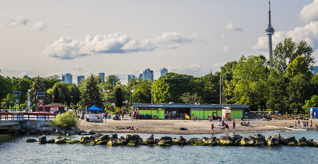 These Toronto beaches are safe for swimming this weekend