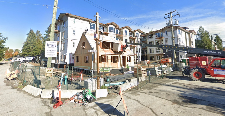 Turnock Manor 22325 Saint Anne Avenue Maple Ridge October 2020