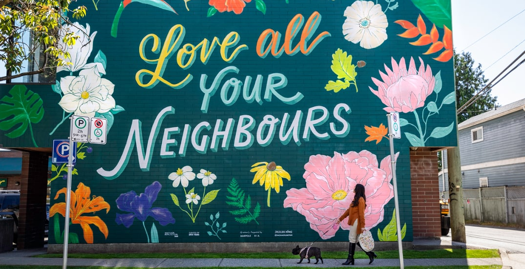 Over 60 new murals will be unveiled at this summer's Vancouver Mural Festival 2021