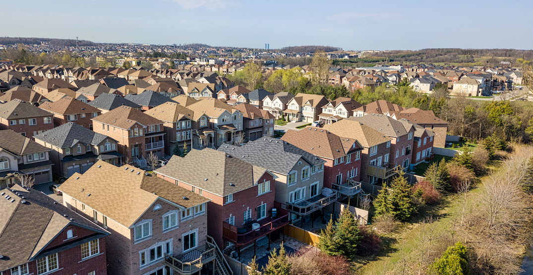 Canadian homeowners' net worth exploding as renters get left behind