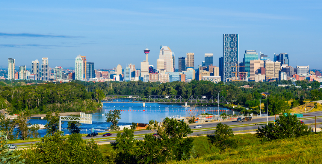 Environment Canada issues heat warning for Calgary