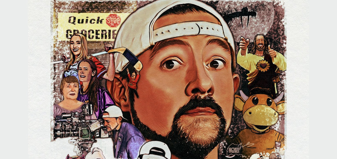 Kevin Smith hosting showing of his documentary in Vancouver this fall
