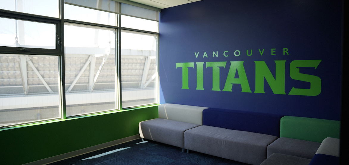Inside the Vancouver Titans' new esports player facility