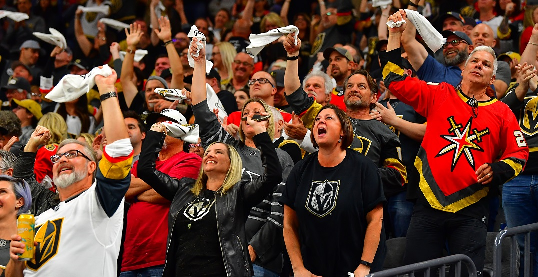Canadiens think they can take advantage of Vegas' rowdy home ice crowd