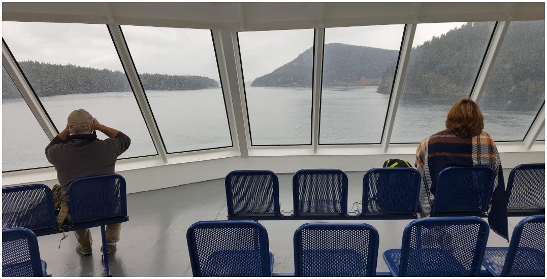 BC Ferries website crashes after Step 2 restart plan announced