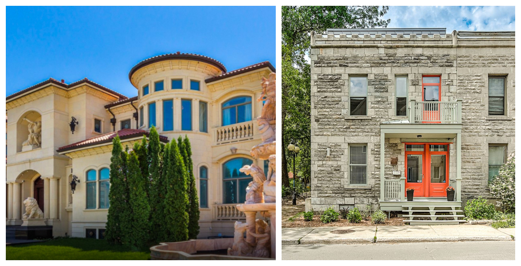 Most expensive houses for sale in different boroughs across Montreal (PHOTOS)