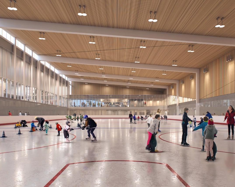 Burnaby Lake Aquatic and Arena Facility