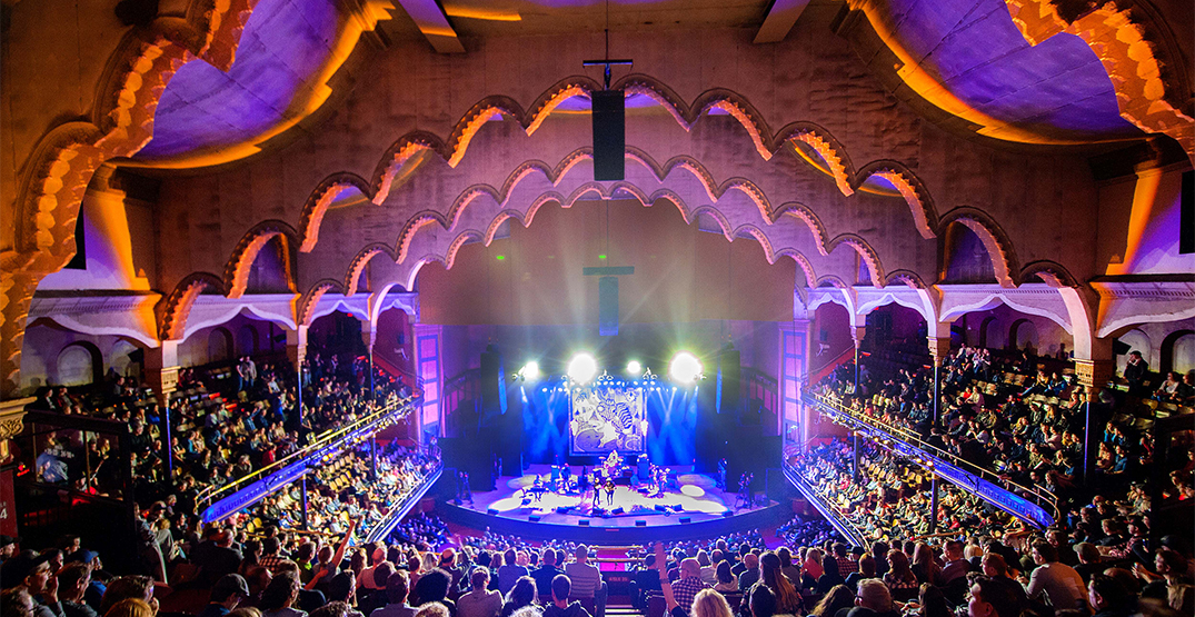 Massey Hall is reopening this fall with more than 40 concerts planned