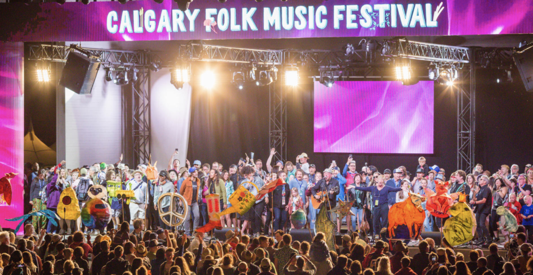 Calgary Folk Fest making a comeback with live concert series this summer