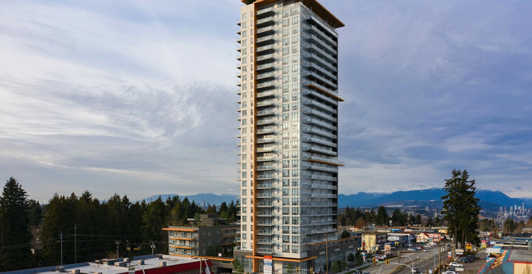 29-storey tower with 314 homes approved for North Delta